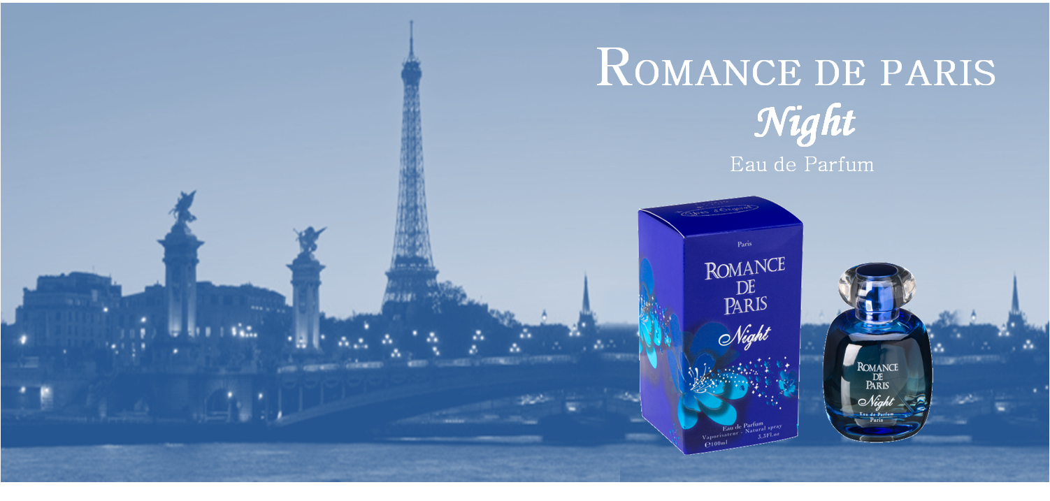 bannire romance de paris night edp