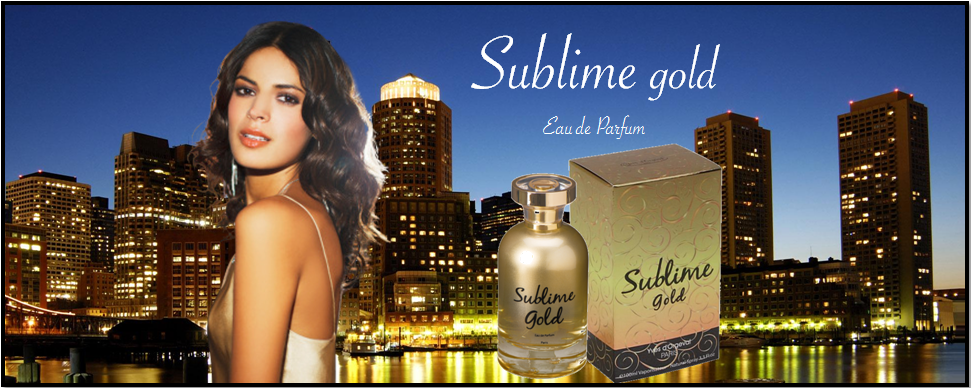 bannire sublime gold edp