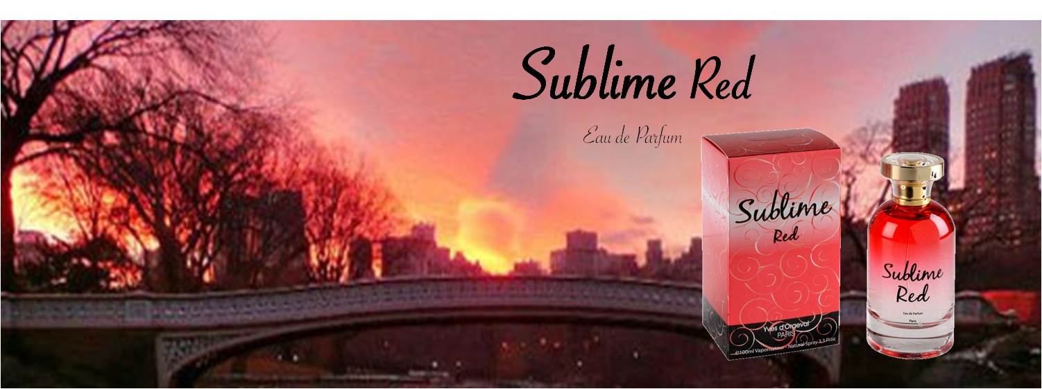 bannire sublime red edp